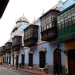 CASA ALIAGA AND HISTORICAL BUILDINGS