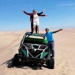 BALLESTAS ISLANDS, HUACACHINA OASIS & WINE TOUR (SOUTHERN PERU)
