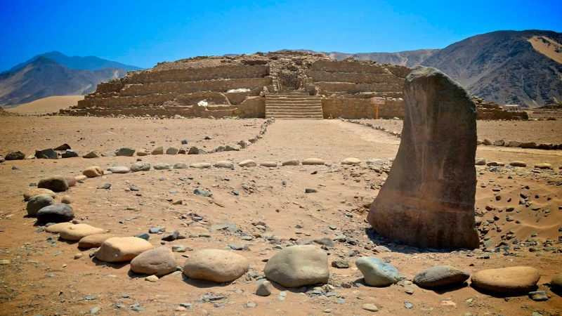 FANTASTIC EXCURSION TO CARAL, THE OLDEST CIVILIZATION IN THE AMERICAS
