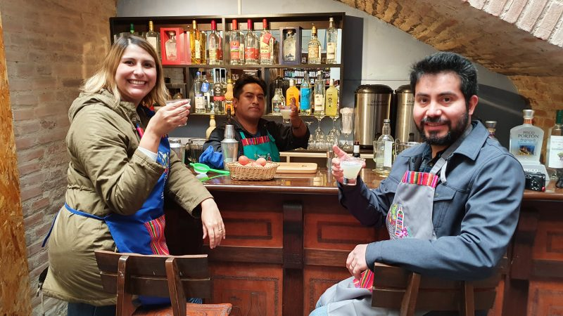 FESTIVAL OF PERUVIAN COCKTAILS – Prepare your own!